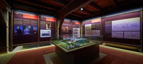 Pivovarski muzej Pivovarne Union, Ljubljana (vir: www.visitljubljana.com