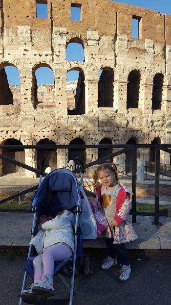 Kolosej, Rim