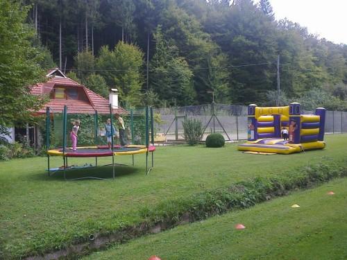 Piknik place Gajniče
