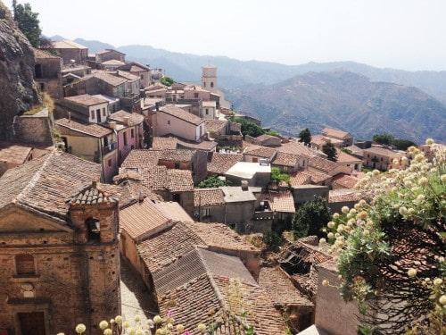 Mesto Bova, Kalabrija