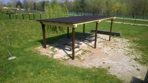 RIC Sava - prostor za piknik