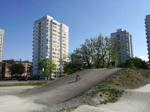 BMX park Savsko naselje