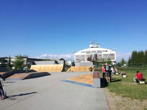 Skate park Ljubljana