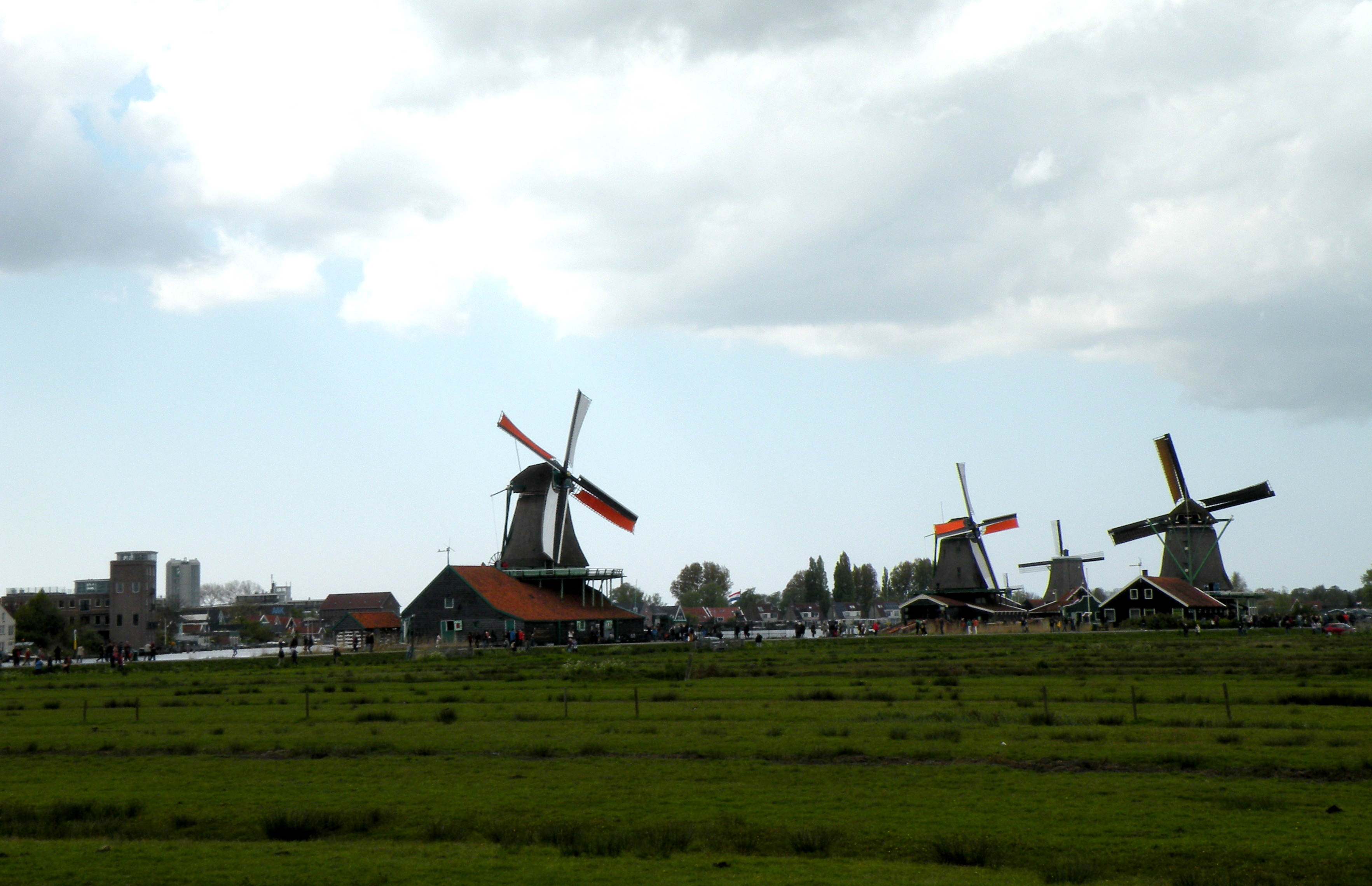 Zaanse Schans, Nizozemska