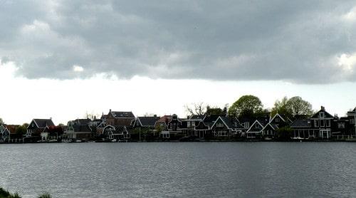 Tipična Nizozemska vas