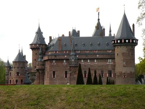 Kasteel de Haar – en izmed najlepših dvorcev sveta, Nizozemska