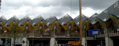 Cube Houses, Nizozemska