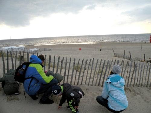 Toplina pri srcu ter bridki priokus, ko se počasi poslavljaš od plaže in veš da se raziskovanje Nizozemske bliža koncu