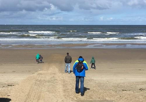 Akcija, ko spustiš otroke iz vajeti, da tečejo brez omejitev, Nizozemska