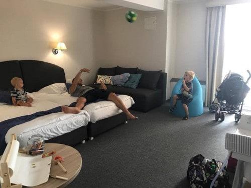 Prostorna soba za otroke, Hotel Mirna, Portorož