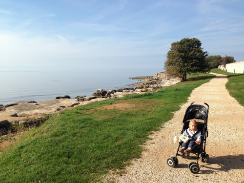 Jeseni je ob morju bistveno manj gneče (Istra)
