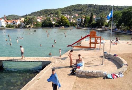 Preko, otok Ugljan, Hrvaška