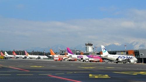 Letališki vozni park, lokal Avionček