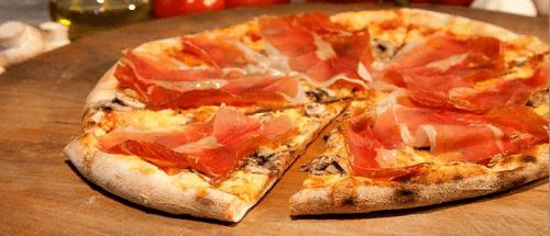 Okusna pizza takoj ali za sabo, Avionček