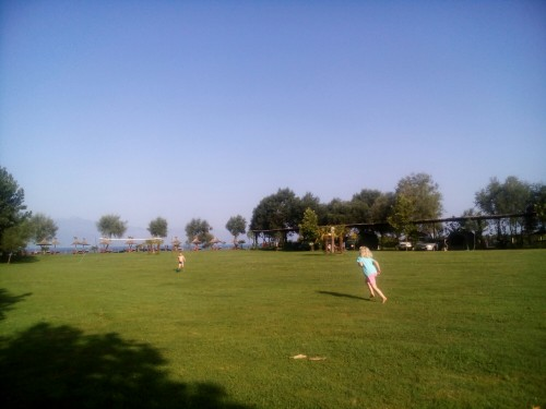 Kamp ob Skadalskem jezeru, Hrvaška
