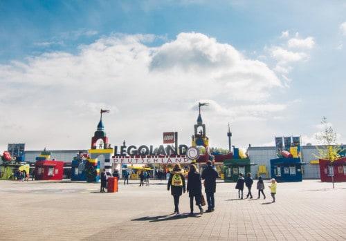 Eden od naših počitniških ciljev je tudi obisk Legolanda v Nemčiji