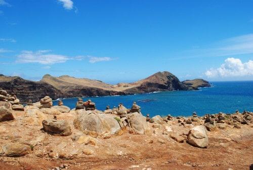Najvzhodnejša točka Madeire - Rt sv. Lovrenca