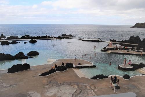 Naravni bazen v Porto Moniz, Madeira