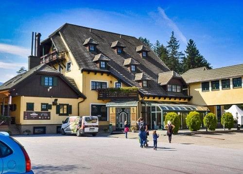 Ranč Burger ima tudi svoj hotel, restavracijo