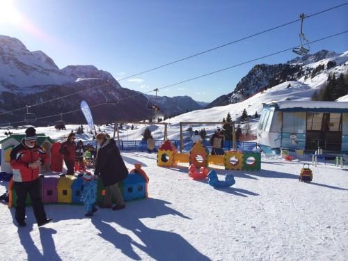snežni parki na smučiščih