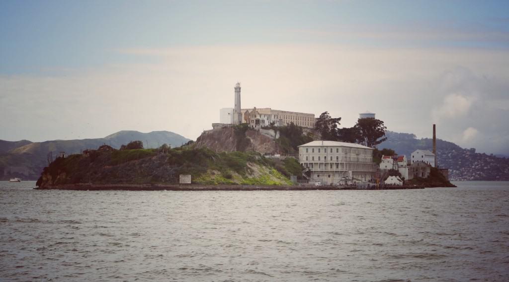 Alcatraz, San Francisco (Potovanje z otroki po Kaliforniji)