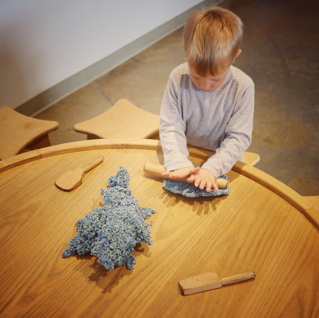 Children creativity museum, San Francisco (Potovanje z otroki po Kaliforniji)