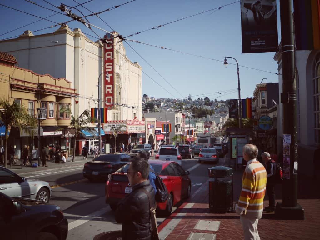 Castro, San Francisco (Potovanje z otroki po Kaliforniji)