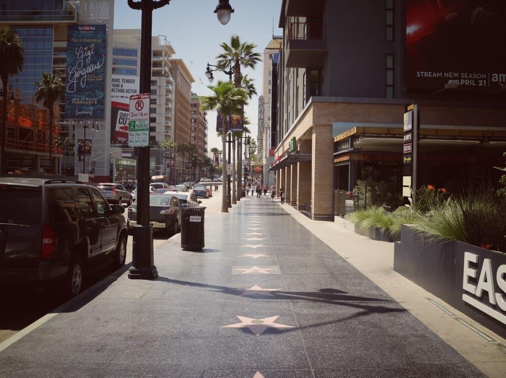Los Angeles (Potovanje z otroki po Kaliforniji)