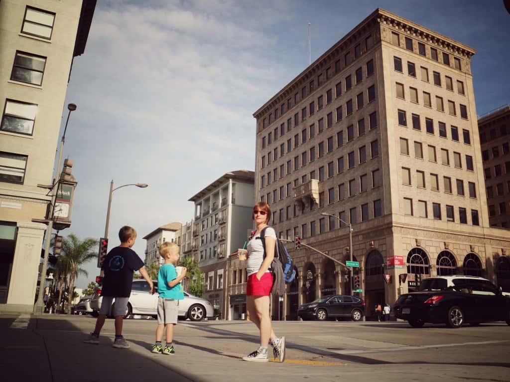 Pasadena, Los Angeles (Potovanje z otroki po Kaliforniji)