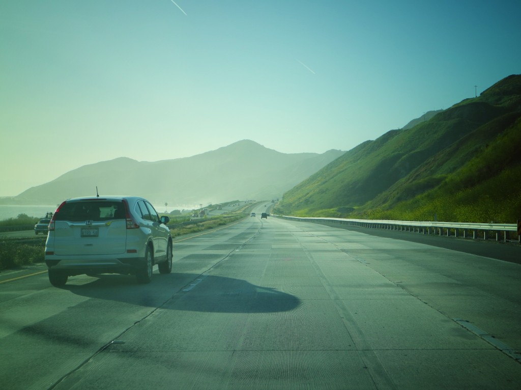 Pacific coast highway (Potovanje z otroki po Kaliforniji)