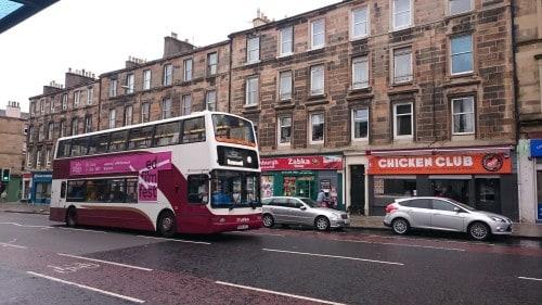 Avtobusi v Veliki Britaniji