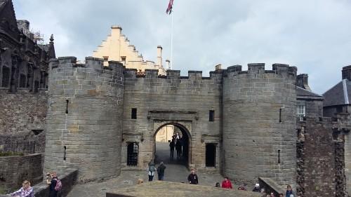 Grad Stirling, Škotska