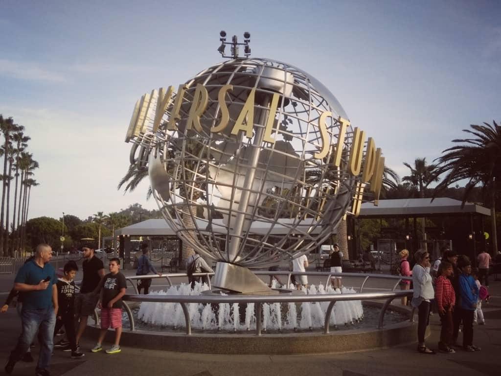 Universal studios Hollywood, Los Angeles (Potovanje z otroki po Kaliforniji)