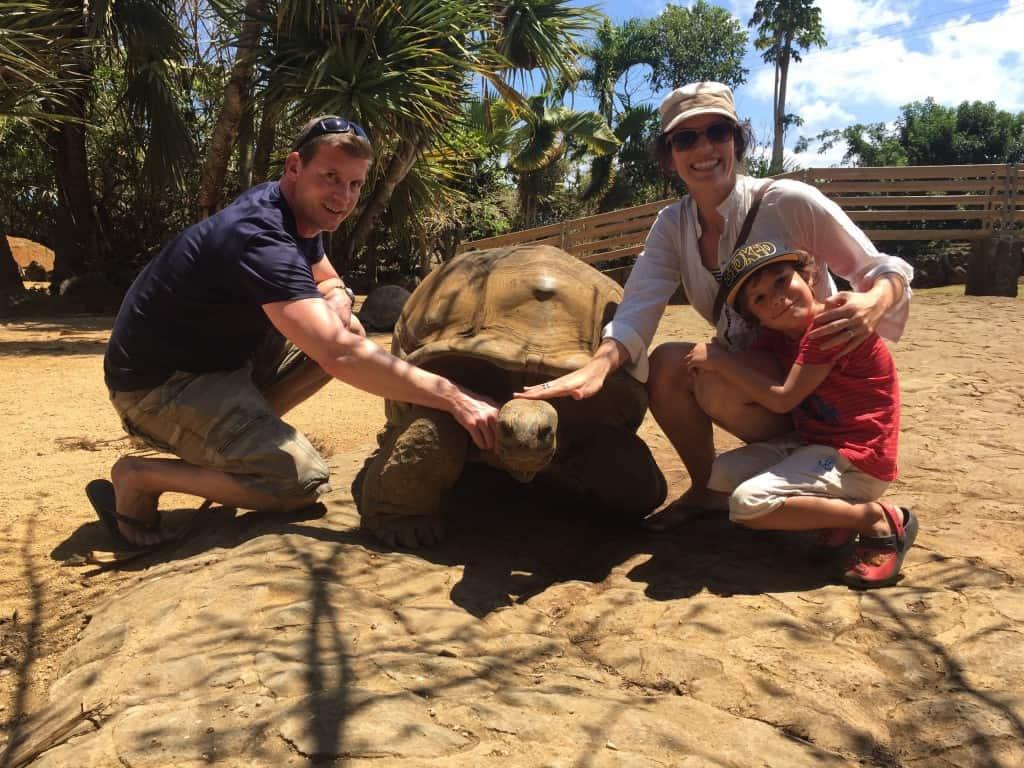 Spoznavanje čudovitih živali (rajski otoki družinsko)