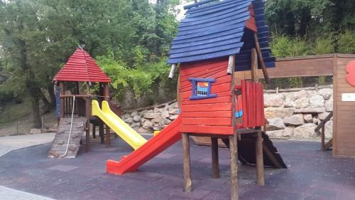 Otroško igrišče v Parco Natura Viva