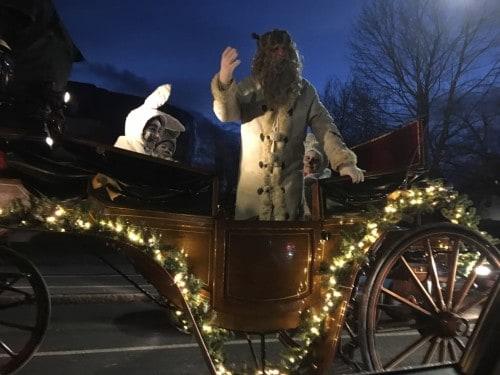 Prihod Dedka Mraza, Maribor