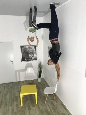 Doživetja v muzeju iluzij, aktivnosti pozimi