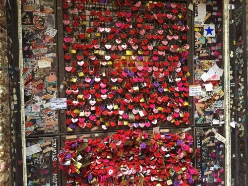 Ključavnice zaljubljencev