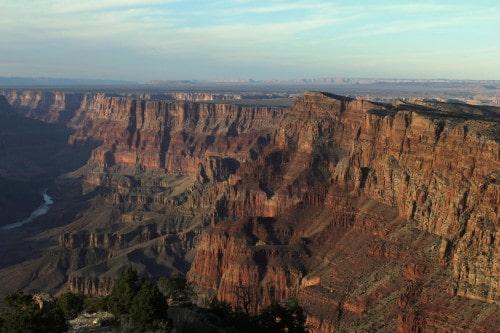 Veličastnost Grand Canyona (družinsko po ZDA)