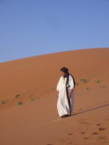 Utrinek iz Sahare
