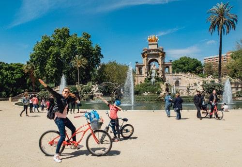 Barcelona, prvomajske družinske počitnice