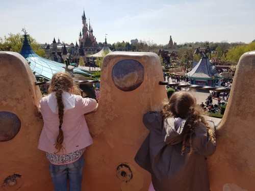 Disneyland na obrobju Priza, prvomajske družinske počitnice