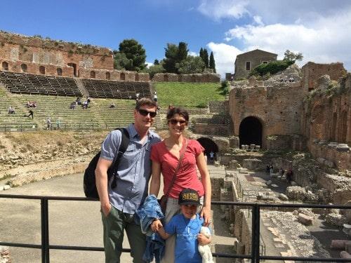 Otok Sicilija, prvomajske počitnice za družine
