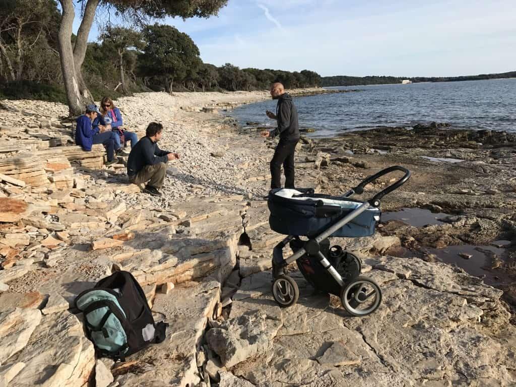 Piknik na plaži