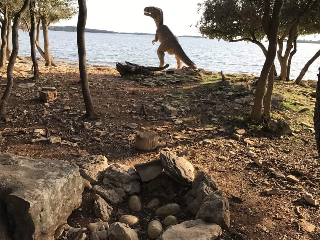 Brioni so zanimivi tudi za ljubitelje dinozavrov