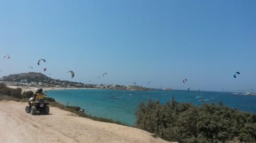 Grčija je raj za vodne športe, top družinska destinacija