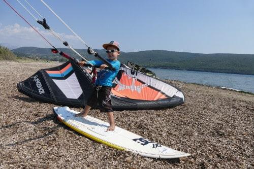 Vodni šport v Grčiji, top družinska destinacija