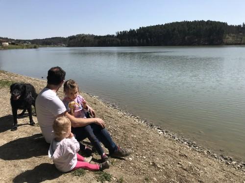 Malica ob jezeru, Šmartinsko jezero pri Celju