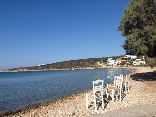 Stanovito in ugodno vreme na otoku Paros, top družinska destinacija