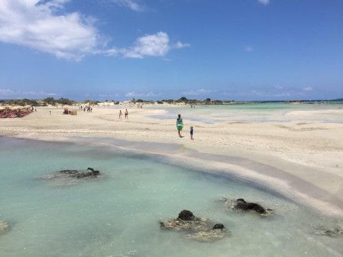 Rajske plaže otoka Kreta, top družinska destinacija